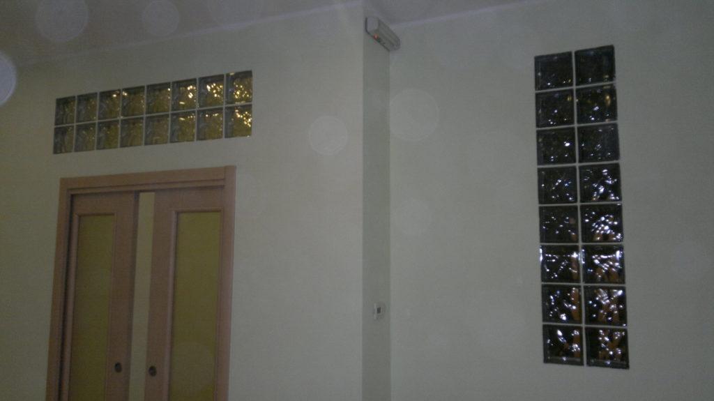 Cartongesso e vetrocemento amsb casa